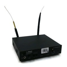 Anchor Audio PLL Synthesized UHF True Diversity Receiver - UNSHEATHED ANTENNAS