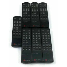 Lot Of 7 Polycom SoundStation Premier Remote Control