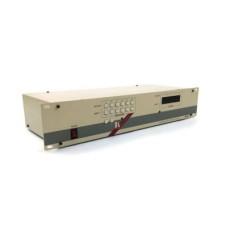 Kramer 2066 6x6 Video With Balanced Audio Matrix Switcher