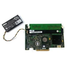 Dell PWB U7511 Raid Controller Card For PowerEdge 2900 With Type FR463 Battery