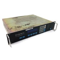Sea-Tel TAC-92C ACU Antenna Control Unit Crack On Screen
