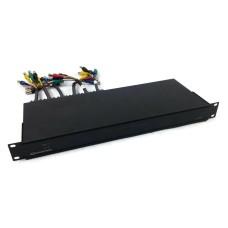 Crestron C2N-MMS Professional Multi Media Switch W/ 6 Kramer VGA/BNC Cables