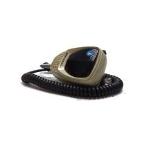 Motorola Microphone QVMN4009A Dual Rock PTT (Beige)