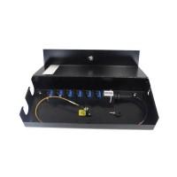 FM SC-SC(m) 12 fiber Ribbon Cable plenum FT6 Gator patch 1 m