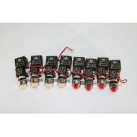 8 pcs Klockner Moeller Fb-NA Pilot Light Indicator 250 V CNA