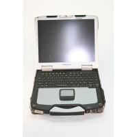 Panasonic Toughbook CF-30 Dual Core L2400 1.66 GHz 1GB NO HDD 11010 HOURS