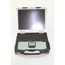 Panasonic Toughbook CF-30 Dual Core L2400 1.66 GHz 1GB NO HDD 11010 HOURS