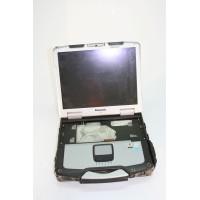 Panasonic Toughbook CF-30 Dual Core L2400 1.66 GHz 1GB NO HDD NO KB 6450 HOURS