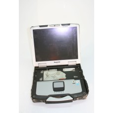 Panasonic Toughbook CF-30 Dual Core L2400 1.66 GHz 1GB NO HDD NO KB 6450 HOURS