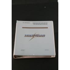 Motorola CENTRACOM Cie Maintenance Manual 68P81095E45